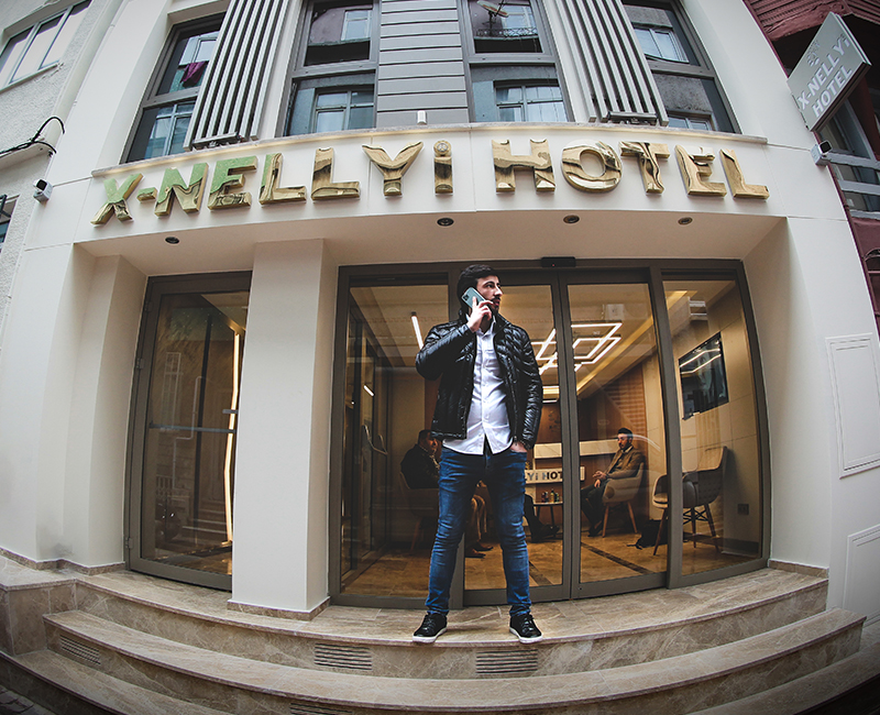 xnellyi about hotel istanbul